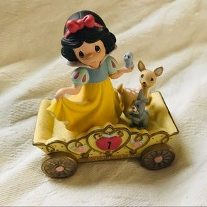 Snow White Precious Moments Hallmark Figurine